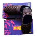 Pu-spm Brown Ladies Lycra Casual Shoes, Size: 5 And 8 And 9