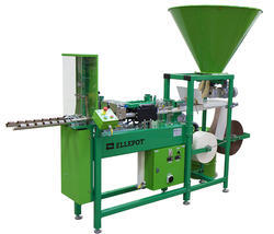 Ellepot - Semi Automatic Double Row Machine - H112