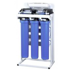 Semi-Automatic Water Filtering Systems
