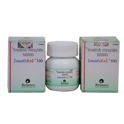 Imatirel 100 Mg Imatinib