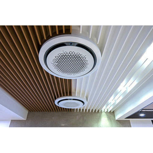 360 Circular Cassette AC, Ceiling Ac, Ceiling Air ...