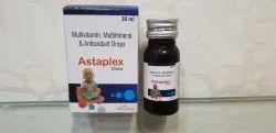 Multivitamins Multiminerals & Antioxidants Drops ( Astaplex Drops )
