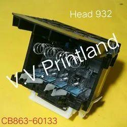 Inkjet Head 932 with cartridges