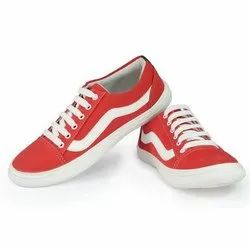 Casual Wear Fashion Canvas Shoes, Size: 6-10