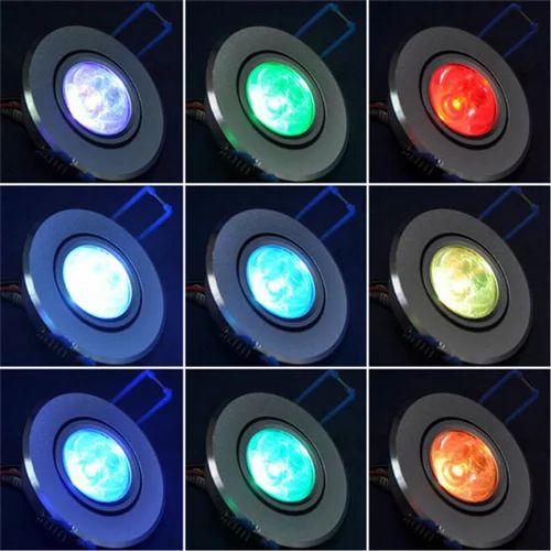 Colored Led Lights >> Led Color Light