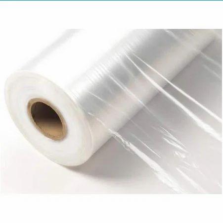 Stretch Film Transparent Food Film Manufacturer From