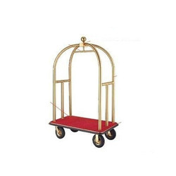 Steel Maharaja Trolley
