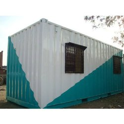 Prefabricated Steel Office Cabin
