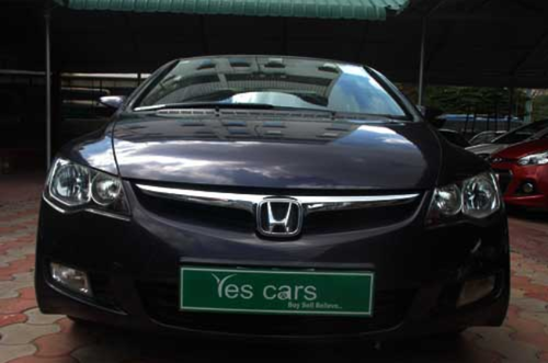 Purple Honda Civic Car, Rs 450000 /piece Yes Cars | ID: 17531646348