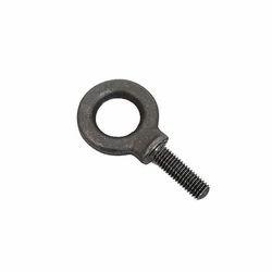 Mild Steel Round Eye Bolt, For Hardware Fitting