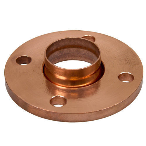 Copper Flanges / Copper Pipe Flange, Size: 5-10 Inch | ID