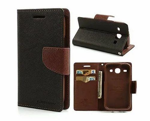 sale retailer a67ff 21164 Wallet Flip Cover Case For Samsung Galaxy J1 Ace