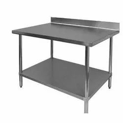 Stainless Steel Heavy Kitchen Table