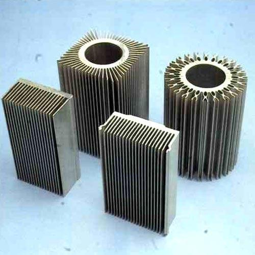Extrusion Heat Sinks