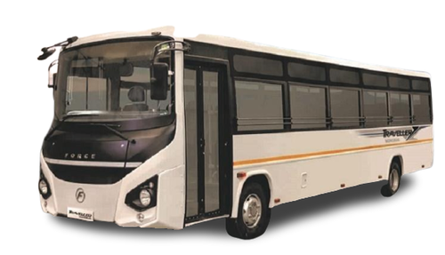 Force Traveller Monobus 41 Seater Non-AC Staff Bus, 5200