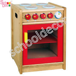 VK-43 Stove For Play School Kitchen Setup