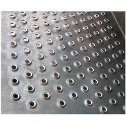 Dimple Hole Perforated Sheet