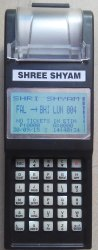Bus Conductor Ticket Machine On Rental