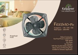 Kalptree - Freshair Fans - 9 & 12 Inch