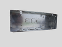 Metal 8m(hz) Concealed Box