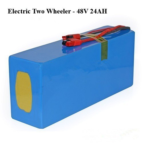 Lithium Battery For E-Scooter, E-Bike