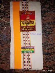 Dobby Design Cotton Modi Gamcha, Size: 2 Mtr