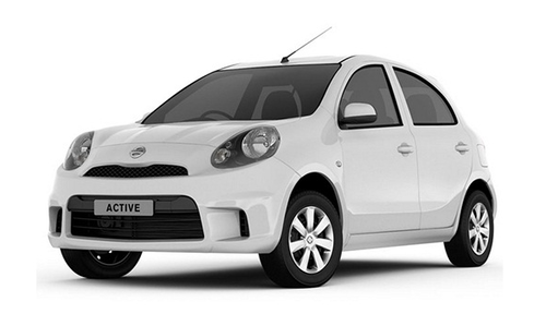 Nissan Car Micra Active Rs 429267 Shivansh Auto India Private