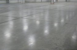 10000 Sq.ft Concrete Densification Service in Commercial Building