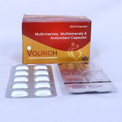 Multimineral Multiminerals and Antioxidant Capsule
