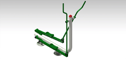 Manual Cross Trainer