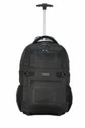 Tango Trolley Backpack Black