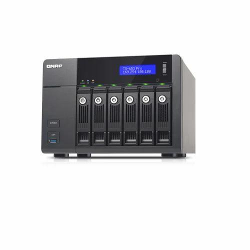 Qnap Ts 653 Pro Network Attached Storage