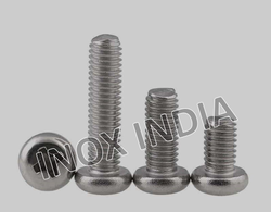 SS 316 Pan Phillips Screws