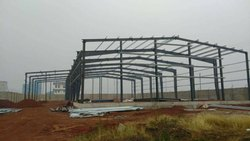 Steel Frame Structures Industrial Construction