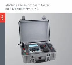 Metrel MI 3321 Machine and Switchboard Tester Multiservicer XA (PAT Tester)