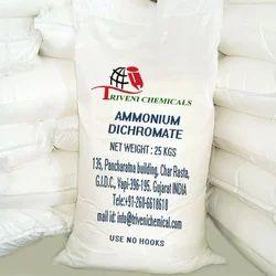 Ammonium Dichromate