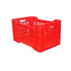 Plastic Fruits Crate