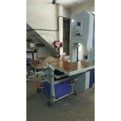 Randa Machine Attached Bandsaw, Warranty: 1 month