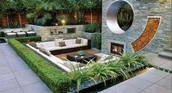 Parks Or Gardening Hard Landscaping, Coverage Area: <1000 Square Feet