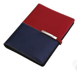 Blue Red Notebook