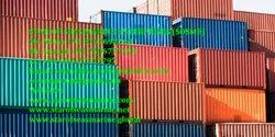USED SHIPPING CONTAINER TRADERS