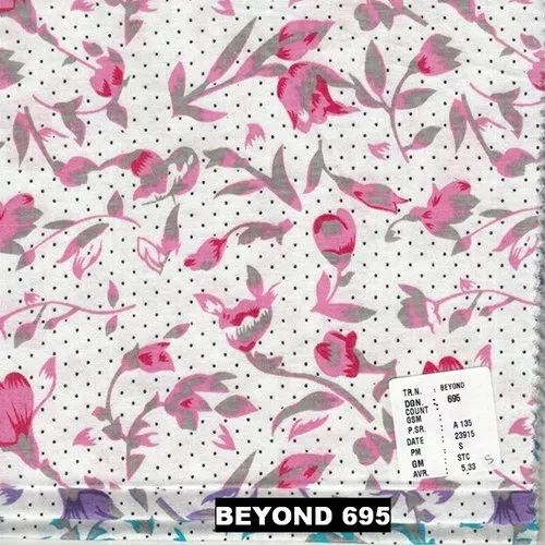 Cotton Dotted Hosiery Fabric