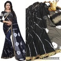 Exclusive Shiffon Bandhani Saree