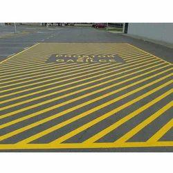 Primeline Yellow Road Marking Paint