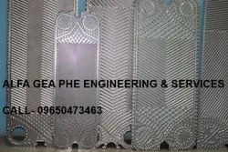 Plate Type Heat Exchanger -Plates