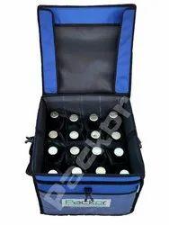 Milk Bottle Delivery Bag (16 Bottle)
