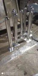 Stainless Steel Satin Polished Bollards