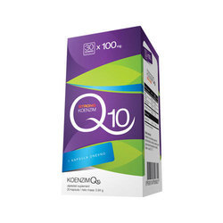 Strong Coenzyme Q 10 Capsule, 30 Capsule