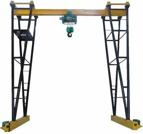 Industrial Cranes - Self Supported Jib Crane Manufacturer from Bengaluru