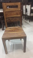 Solid Wooden Chair